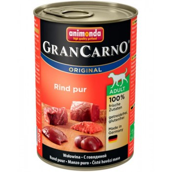 Animonda Cran Carno Original Adult конс. 400г - с говядиной для взрослых собак 82735