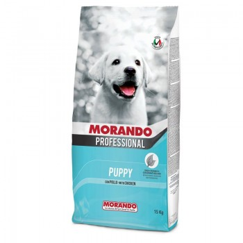 Morando / Морандо Professional Cane сухой корм для щенков с курицей, 15 кг