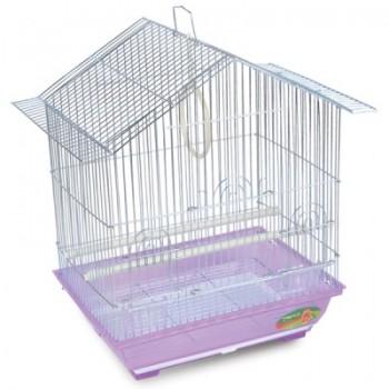 Triol / Триол Клетка 1601 для птиц, эмаль, 345*260*440мм