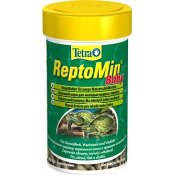 Tetra / Тетра ReptoMin Baby корм для молоди водных черепах 100 мл