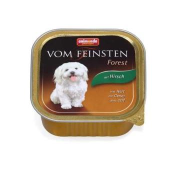 Animonda Vom Feinsten Forest конс. 150 гр. Оленина для собак (ламистер) 82979 (82660)