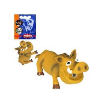 Nobby / Нобби Игрушка для собак Кабанчик 17х9,5см 67014