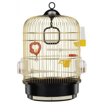 Ferplast / Ферпласт Клетка REGINA для птиц (золото)