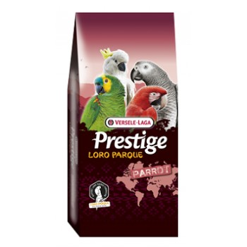 Versele-Laga корм для крупных попугаев Prestige Premium African Parrot Loro Parque Mix 15 кг