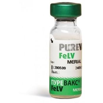 Пуревакс (Merial) FELV вакцина для кошек 1 доза