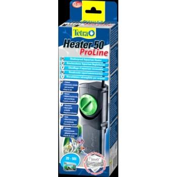 Tetra / Тетра Proline 50 терморегулятор 50 Вт для аквариумов 20-60 л