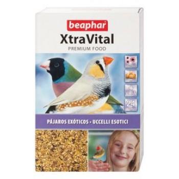 Beaphar / Беафар Корм «Xtra Vital» д/тропических птиц, 500г