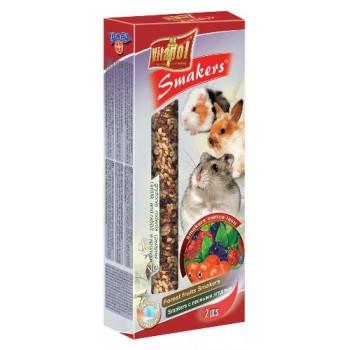 Vitapol / Витапол Smakers с лесными ягодами для грызунов