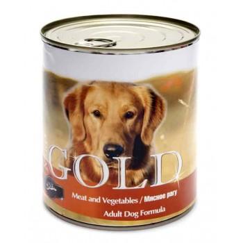 "Nero Gold / Неро Голд для собак ""Мясное рагу"" 0,81 кг"