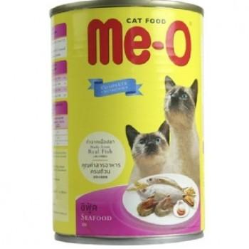 Ме-О Adult кон.д/кошек Морепродукты 400г 2098