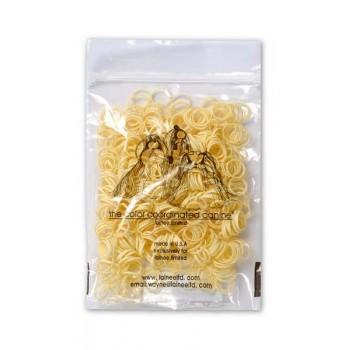 Lainee / Лайни резинки упаковочные белые 1/4 уп.