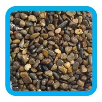 Jebo / Джебо 20205C Грунт натуральный темно-коричневый меланж, 6-9мм