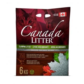 """Canada Litter Канадский комкующийся наполнитель """"Запах на Замке"""", без запаха"""