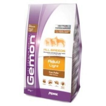 Gemon / Гемон Dog Light низкокаллорийный корм для собак всех пород 3 кг