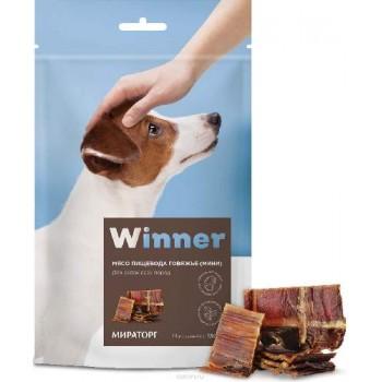 Winner Лакомство сушеное для собак. Пищевод(мини). 130 гр
