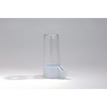 Beeztees / Бизтис 015631 Поилка д/птиц евро-клик пластиковая белая 4*14,5см