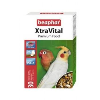 Beaphar / Беафар Корм «Xtra Vital» д/средних попугаев, 500г