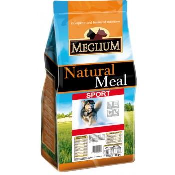 MEGLIUM / МЕГЛИУМ SPORT Корм сух.15 кг для активных собак MS0215