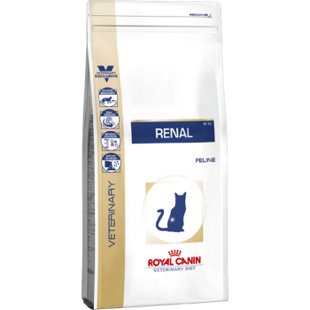 Royal Canin / Роял Канин Ренал РФ 23 (фелин) 4кг