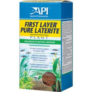 API / АПИ Фест Лайер Пьюр Латерит - Питательный грунт для аквариумных растений First Layer Pure Laterite, 567g