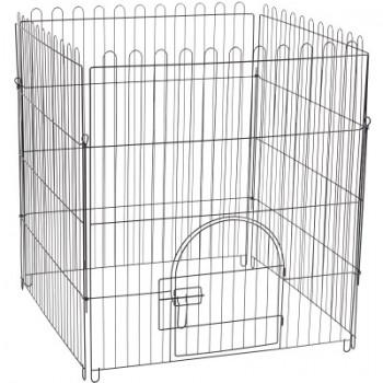 Triol / Триол Клетка-вольер K2 для животных, 4 секции, эмаль, 840*950мм