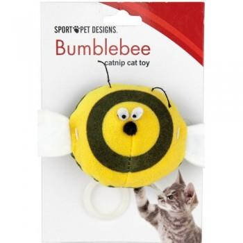 "Kitty City Игрушка для кошек ""Пчелка подвесная"" (Bumblebee)"