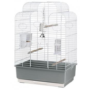 FERPLAST / ФЕРПЛАСТ Клетка для птиц GALA 50 x 30 x h 75,5 cm