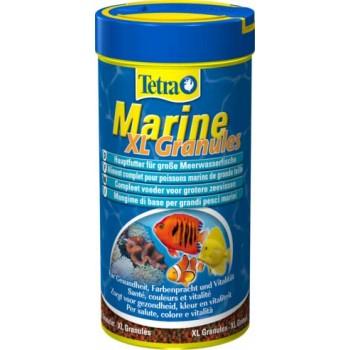 TetraMarine / Тетра Granules XL корм для морских рыб крупные гранулы 250 мл