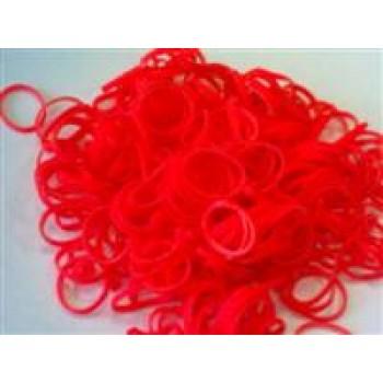 Lainee / Лайни резинки упаковочные ярко-розовые 1/2 уп.