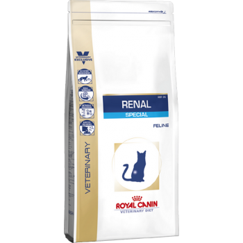 Royal Canin / Роял Канин Ренал Спешиал РСФ 26 (фелин) 0,5кг