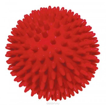 V.I.Pet Мяч для массажа Игольчатый 8 см. 1х12 шт BL11-015-80