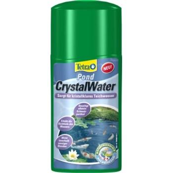 Tetra / Тетра Pond Crystal Water средство для очистки прудовой воды от мути 250 мл