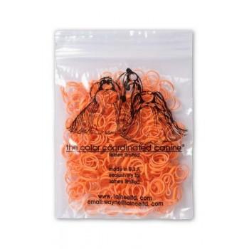 Lainee / Лайни резинки латекс L оранжевые уп.