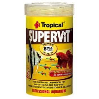Tropical / Тропикал 771037/85894 корм для декоративных рыб (хлопья) Supervit 100мл/20гр