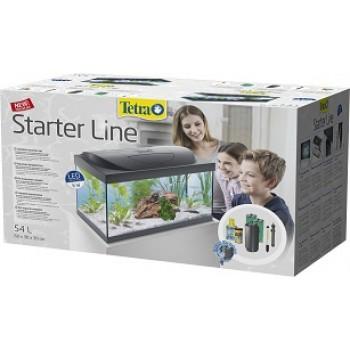 Tetra / Тетра Starter Line LED аквариумный комплекс 54 л с LED освещением