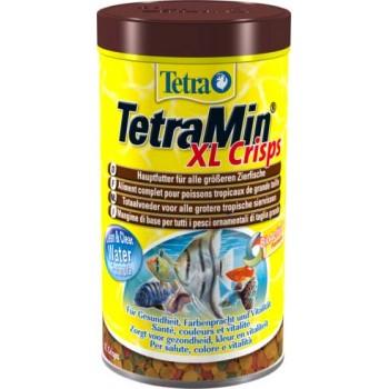 TetraMin / Тетра Pro XL Crisps корм для всех видов рыб крупные чипсы 500 мл