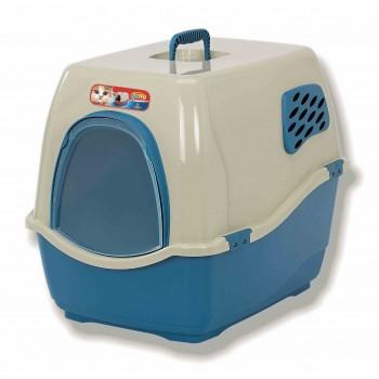Marchioro / Марчиоро био-туалет BILL 2F 57х45х48h см сине-бежевый