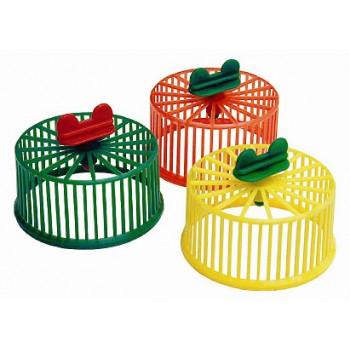 Yami-Yami / Ями-Ями Колесо д/грызунов без подставки, пластик, 9см (3091)