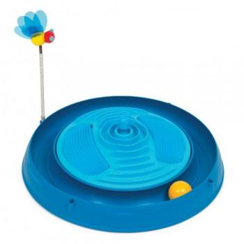 Hagen / Хаген Круглый голубой массажный центр с мячиком и игрушкой-пчелкой
