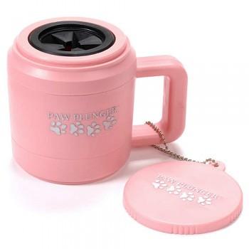 PAW PLUNGER Лапомойка малая розовая
