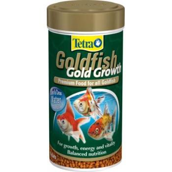 TetraGoldfish / Тетра Gold Growth корм в шариках для лучшего роста золотых рыб 250 мл