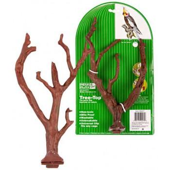 Penn-Plax / Пен-Плакс Жердочка для птиц Ветка пластик малая (1х36) ВА075