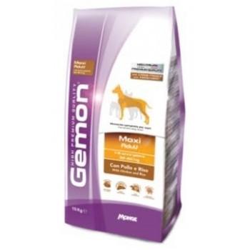 Gemon / Гемон Dog Maxi корм для собак крупных пород курица с рисом 15 кг
