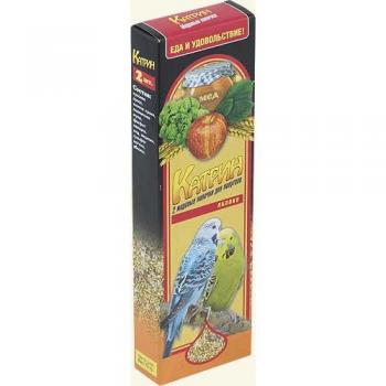 Катрин 2106 Палочки д/волнистых попугаев Яблоко 2шт
