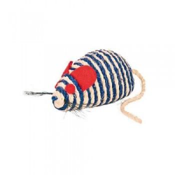 Trixie / Трикси 4074 Мышь веревочная 10см