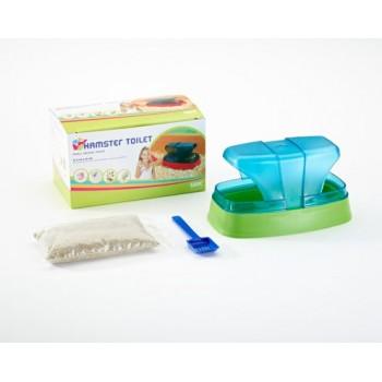 Savic / Савик Туалет для грызунов HAMSTER TOILET 17х10х10 158