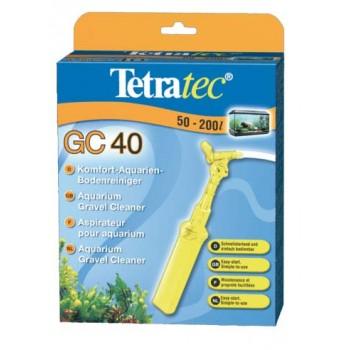 Tetra / Тетра GC 40 грунтоочиститель (сифон) средний для аквариумов от 50-200 л