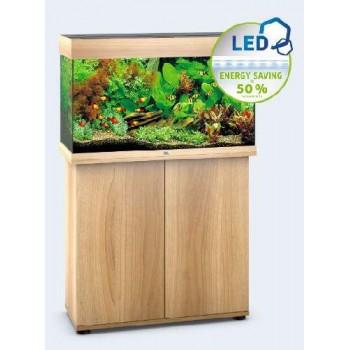 Juwel / Ювель RIO 125 LED аквариум 125л светлое дерево (Light wood) 81х36х50см 2х14W Фильтр Bioflow М, Нагр100W