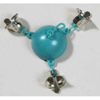 Hagen / Хаген игрушка для птиц - полусфера с тремя колокольчиками