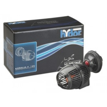 Hydor / Хидор Koralia 7 (12 В) помпа 3600-12500 л/ч для использования с контроллером WAVEMAKER